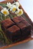Chocolate da trufa Fotos de Stock