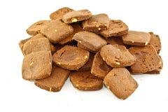 Chocolate de las galletas fotos de archivo libres de regalías