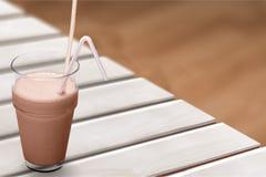 Chocolate de leite fotografia de stock royalty free