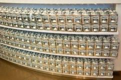 Chocolate de los besos de Hershey Imagen de archivo libre de regalías