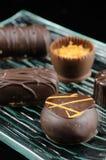 Chocolate delicioso imagen de archivo