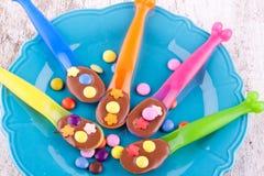 Chocolate derretido Foto de Stock Royalty Free