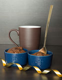 Chocolate desert Royalty Free Stock Photos