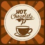 Chocolate design Royalty Free Stock Photo