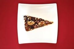 Chocolate, Dessert, Chocolate Brownie, Fudge stock photography