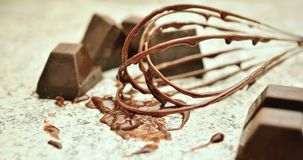 Chocolate, Dessert, Chocolate Brownie, Praline royalty free stock photo