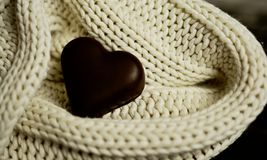 Chocolate, Dessert, Fabric stock image