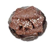 Chocolate dessert Royalty Free Stock Images
