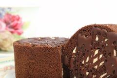 Chocolate do bolo Imagem de Stock