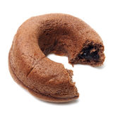 Chocolate donut cake Royalty Free Stock Photos