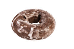 Chocolate donut Royalty Free Stock Photography