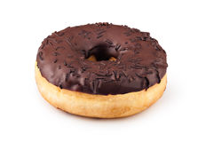 Chocolate Donuts Royalty Free Stock Images