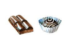 chocolate dos doces Imagem de Stock