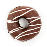 Chocolate Doughnut Stock Images