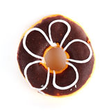 Chocolate Doughnut Royalty Free Stock Photography
