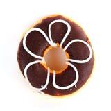 Chocolate Doughnut Royalty Free Stock Photography