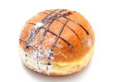Chocolate doughnuts. Royalty Free Stock Photo
