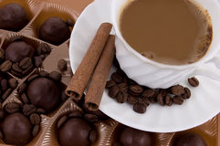Chocolate dream Stock Photos