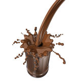 Chocolate drink Stock Photo