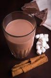 Chocolate drink Stock Photos
