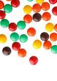 Chocolate drops Royalty Free Stock Photos