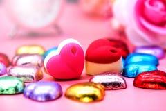 Chocolate dulce Fotos de archivo