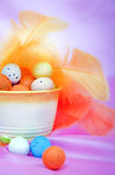 Chocolate easter candy Royalty Free Stock Photography