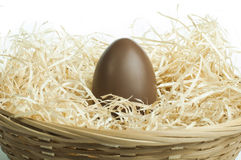 Free Chocolate Easter Egg Stock Image - 29179011