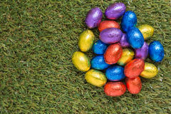 Chocolate Easter Royalty Free Stock Photo