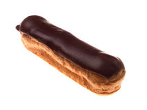 Chocolate Eclair Royalty Free Stock Photography