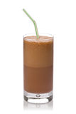 Chocolate Egg Cream Royalty Free Stock Photos