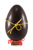 Chocolate egg kinder surprise Royalty Free Stock Photo