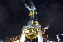 Chocolate Emporium Restaurant, Universal CityWalk in Orlando, Florida royalty free stock images