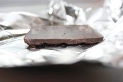 Chocolate escuro amargo Foto de Stock