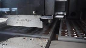 Chocolate factory stock video