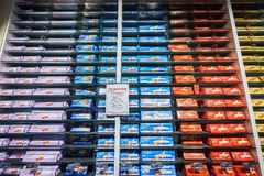 Chocolate Factory, shop Royalty Free Stock Photography