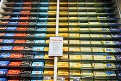 Chocolate Factory, shop Stock Photos