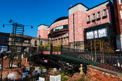 Chocolate factory theme park, Sapporo Stock Photography