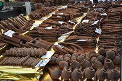 Chocolate Festival Royalty Free Stock Images