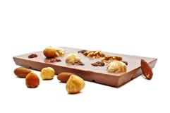 Chocolate fino Imagen de archivo libre de regalías