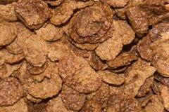 Chocolate flakes Stock Photos