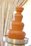 Chocolate fountain Royalty Free Stock Photo