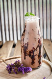 Chocolate frappe Stock Image