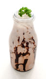Chocolate frappe Royalty Free Stock Images