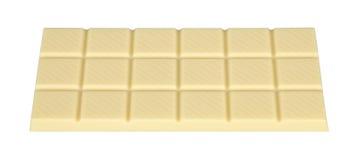Chocolate. Fresh white milk chocolate bar Royalty Free Stock Images