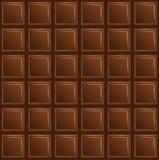 Chocolate, fundo para um projeto Fotos de Stock