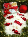 Chocolate gift Stock Photos