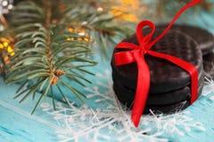 Chocolate Gift Stock Image