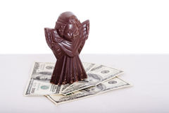 Chocolate gift Royalty Free Stock Images