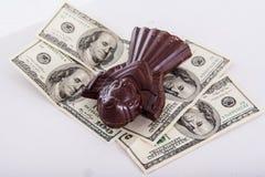 Chocolate gift Stock Photography